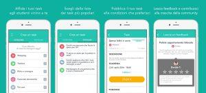 screenshot app Tasklhunters