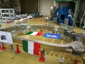 Prima bobina italiana consegnata in Giappone
