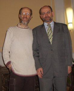 Walter Caputo e Yaroslav Sergeyev