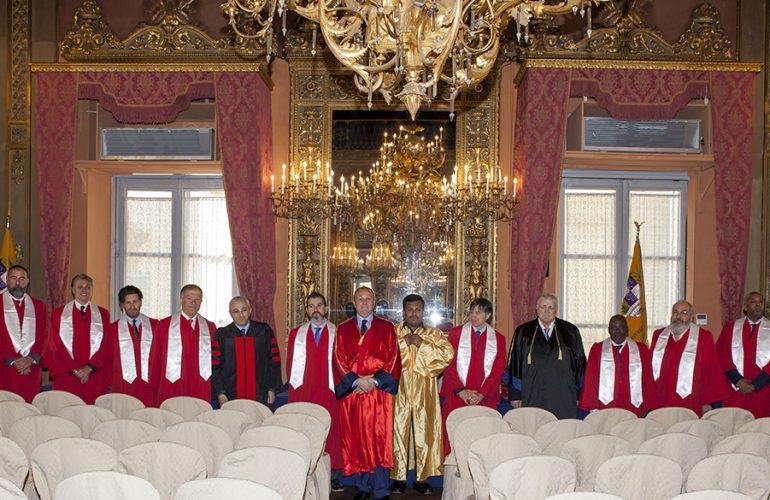 Il senato accademico dell'Università Popolare di Milano