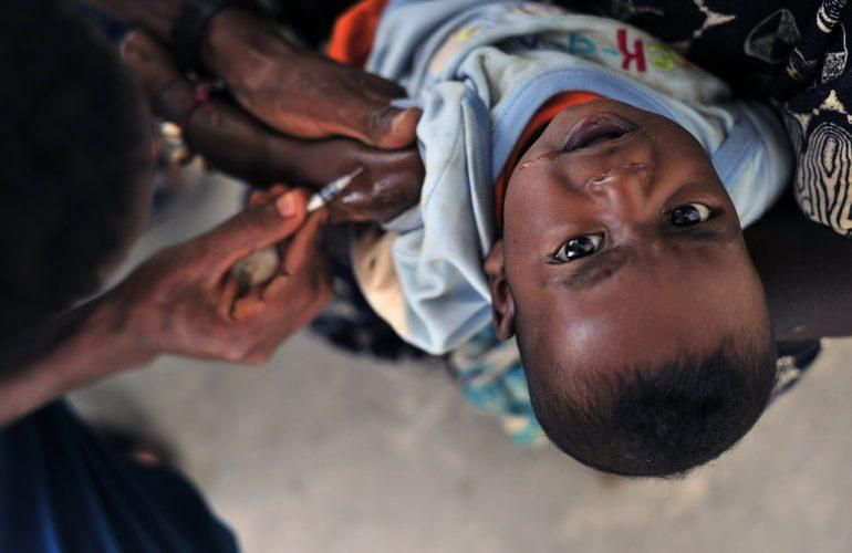 vaccini bambini terzo mondo