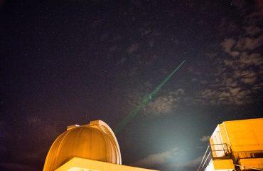foto telescopio