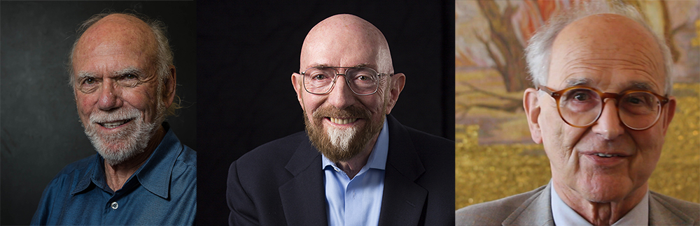Barry Barish e Kip S. Thorne e entrambi di Calthech, e Rainer Weiss