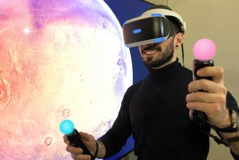 PlayStation®VR e il Museo Nazionale della Scienza e della Tecnologia insieme per lo Spazio
