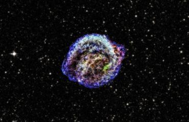 supernova di Keplero