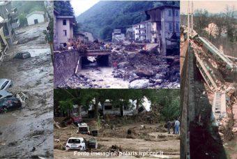Frane e inondazioni: aumenta il rischio geo-idrologico in Italia