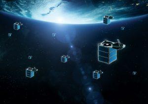 Una costellazione di nano satelliti