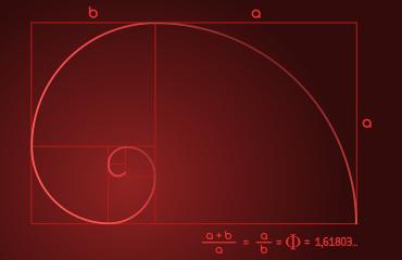 fibonacci numero aureo