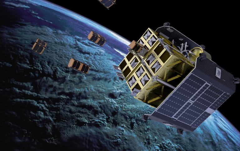 satellite ION di D-Orbit